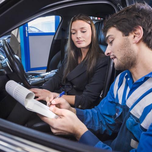 Riparazione carrozzeria veicoli a Sondrio